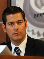 U.S. Rep. Sean Duffy is pictured in this 2013 file