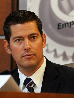 U.S. Rep. Sean Duffy is pictured in this 2013 file photo.
