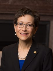 State University College at Geneseo President Denise