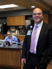 Phelps Hospital Northwell Health President and CEO