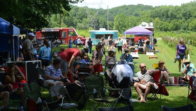The 16th annual Blackberry Jam Music Festival is June 22 at Boyd Mill Farm.
