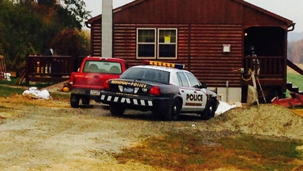 Police returned Tuesday morning to investigate a shooting in the 2000 block of Martin Road, North Codorus Township.