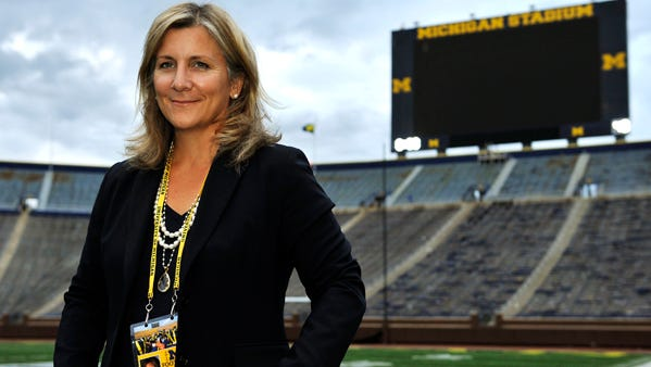 UM football beat writer Angelique S. Chengelis is taking your comments and questions.