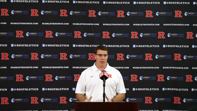 Rutgers football head coach Chris Ash has filled out his staff with Jafar Willliams as running backs coach.