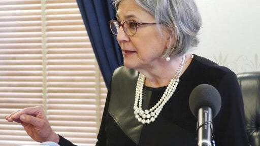 Kansas Senate President Susan Wagle, R-Wichita, is under scrutiny for redistricting comments she made in a video surfaced Friday morning.