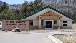 One of Otero County Electric Cooperative's offices.