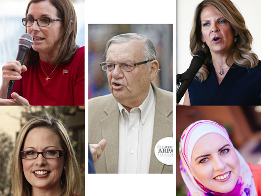 Arizona Senate candidates 2018