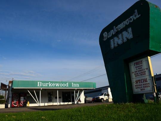 The Burkewood Inn Tuesday, Nov. 1, 2016 in Lansing