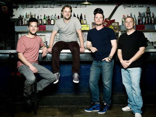 Spafford is an eclectic blend of driving rock, funk,