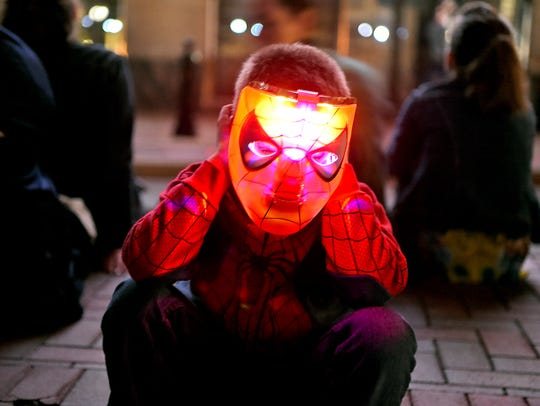 LUMA Projection Arts Festival features nighttime multimedia
