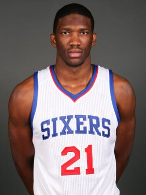 Joel Embiid's younger brother Arthur died in Africa Thursday.