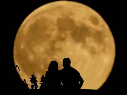 View a Supermoon Sept. 27 at Penn State Mont Alto.