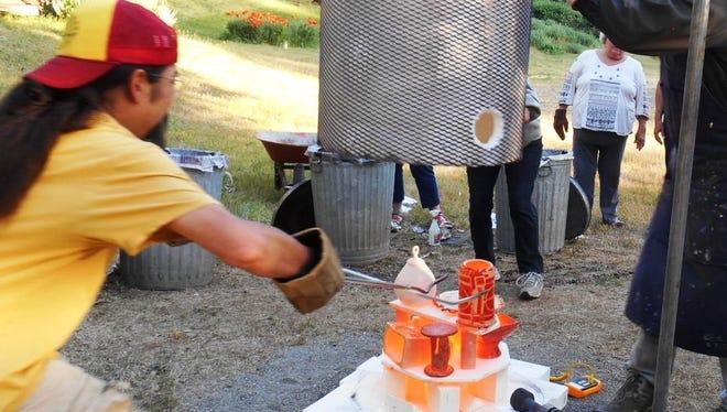 """Celebrating Ceramics"" event kicks off on June 3 in Weaverville."