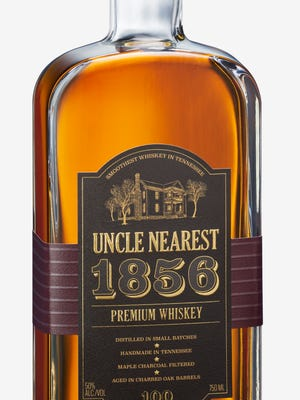 The Uncle Nearest 1856 whiskey was released in July.