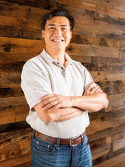 James Xu, CEO Avail Vapor, owns the largest chain of