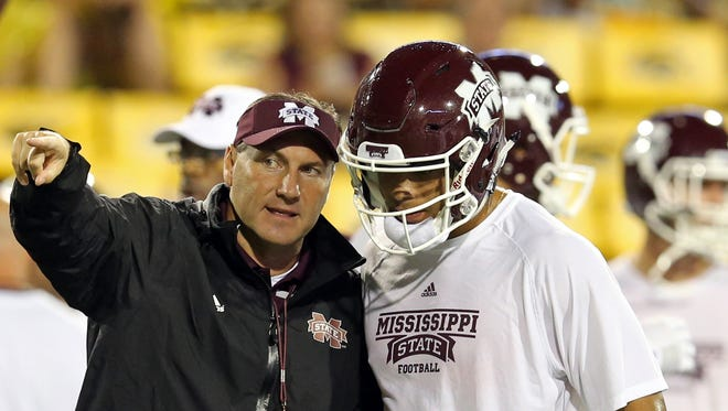 Mississippi State coach Dan Mullen and Dak Prescott remembered their fallen teammate on Keith Joseph on Monday.