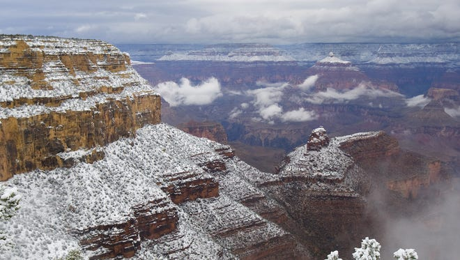 Make your reservations now for winter lodging at the Grand Canyon. Maswik, Kachina and Thunderbird lodges are offering deals for certain dates in November, December and January.