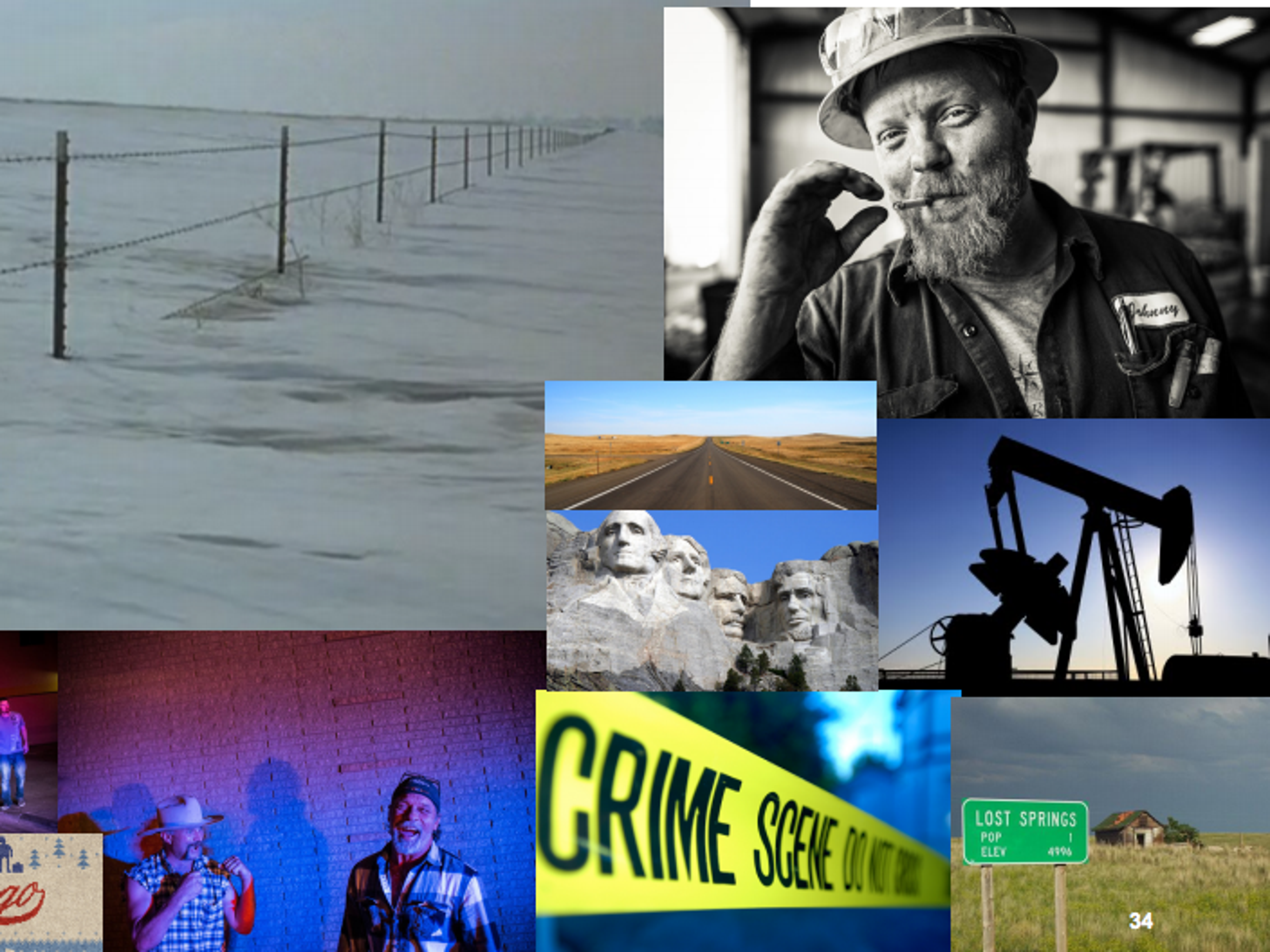 Focus group perceptions of North Dakota