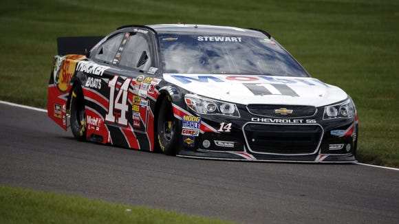 Tony Stewart has missed 18 Sprint Cup Series races over the past 13 months