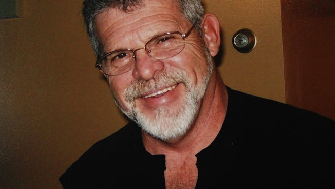 Photo of Jack Burgoon taken November 2008. He was shot and killed in his driveway on July 13, 2010. Photo courtesy of Melissa Barnes.