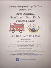Bowlin' for Kids Fundraiser will take place Sunday,