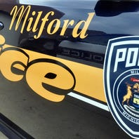 Milford family returns to find drunken motorcyclist laying in front of their home