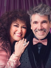 Amanda Miguel and Diego Verdaguer have been married since 1975.