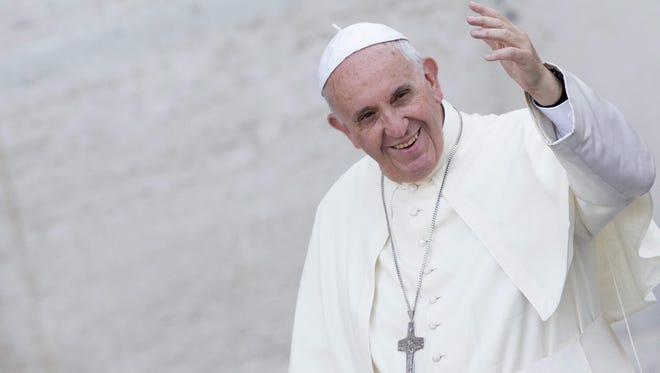 A draft of Pope Francis' encyclical on climate change was leaked Monday. The Vatican is to release the final version on Thursday.