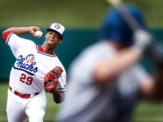 Lead Redbirds - Alex Reyes