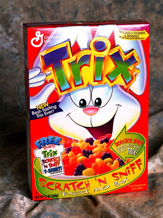 trix cereal returns to artificial colors flavors general mills says