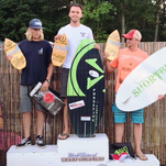 Catholic Central senior among world's top-ranked amateur wake surfers