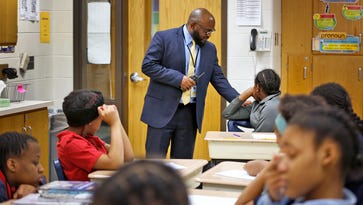 One sentiment for IPS principal: 'I hope he lasts'