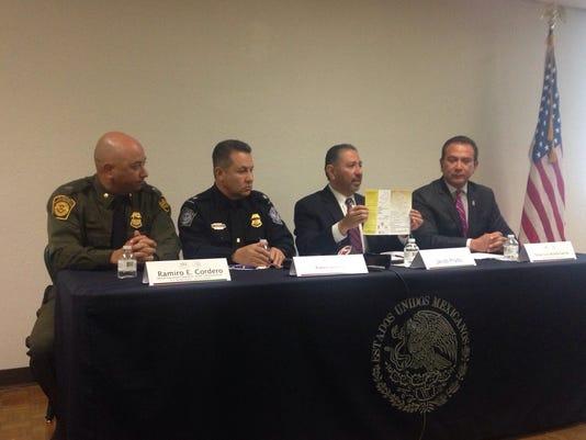 Mexican Consulate Press Conference