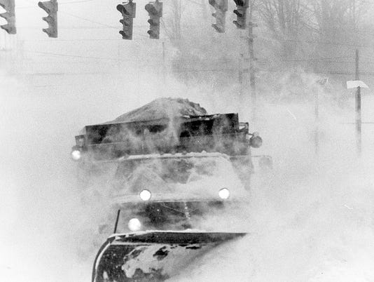 40 Years Ago Blizzard Of 78 Shut Down County