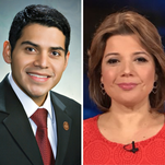 Díaz: Which of these two Hispanics is the real Republican?