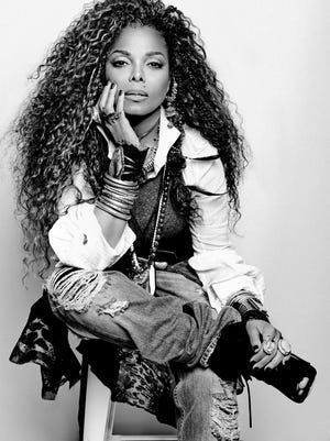 The iconic award-winning pop and R&B singer Janet Jackson will perform at 7:30 p.m. May 24 at the Isleta Amphitheater, 5601 University, Albuquerque, about three hours and 45 minutes from El Paso.
