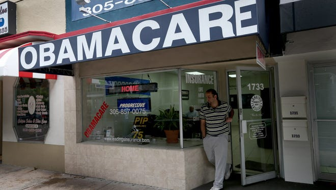 The House of Representatives voted 239-186 Tuesday to repeal the Affordable Care Act, which became law in 2010.