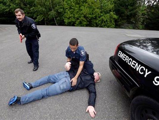 Demilitarizing Police Training