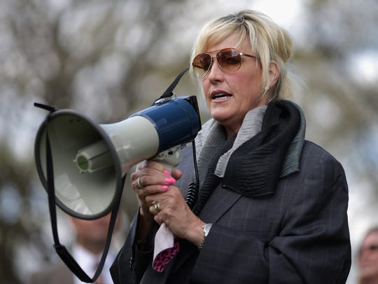 Environmental activist Erin Brockovich will be at the