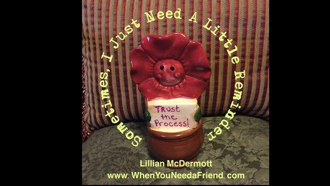 Lillian McDermott, WhenYouNeedaFriend.com