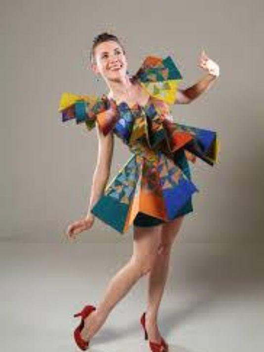 1000  ideas about Wearable Art on Pinterest | Sculptural Fashion ...