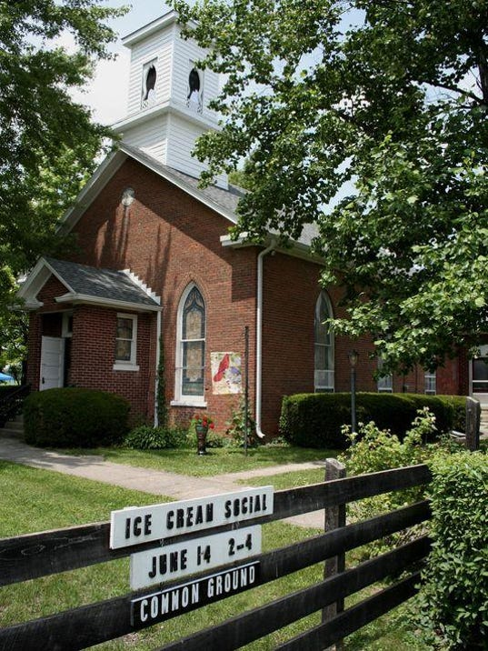 Church at Crossroads