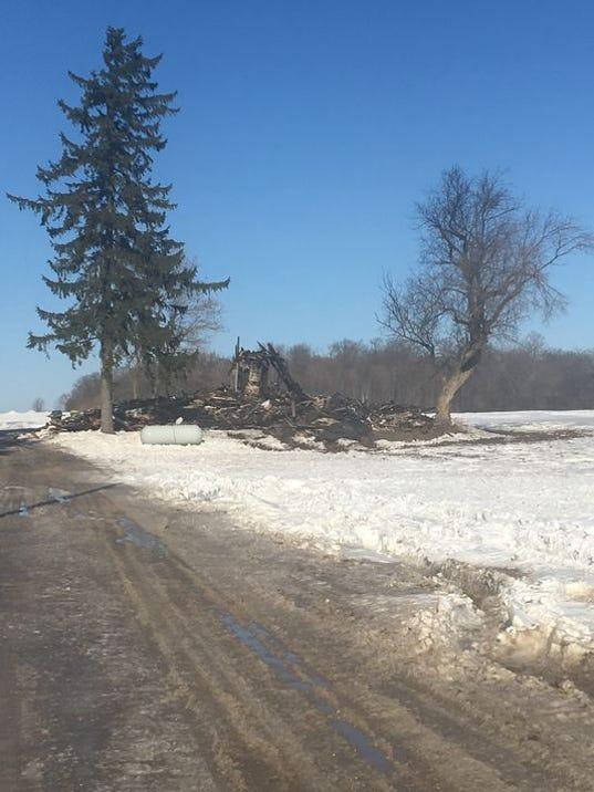 Germantown Fire Update
