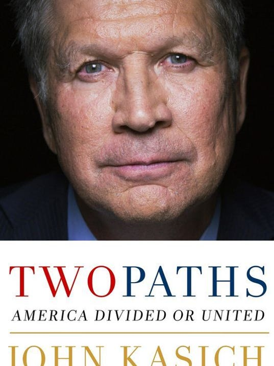 John Kasich book jacket