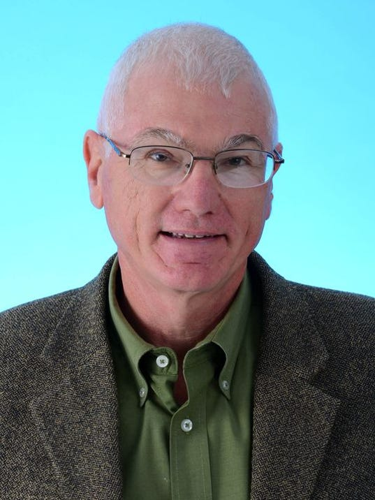 Norris Burkes: Re-enlisting in your faith
