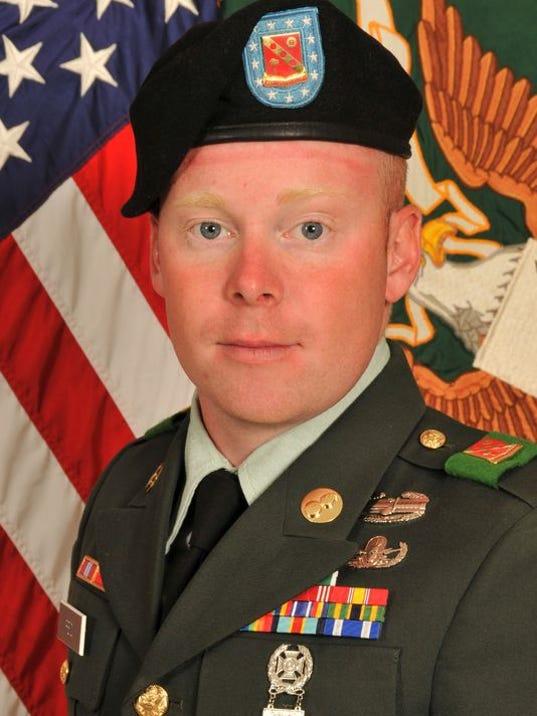 Staff Sgt. Nicholas Reid
