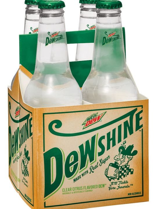 Alcohol Drinks With Mountain Dew