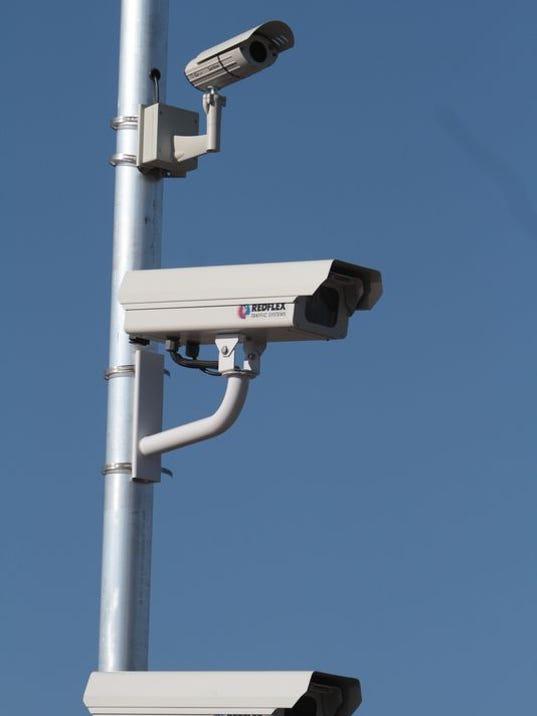 Mayor Cancels Red Light Camera Program