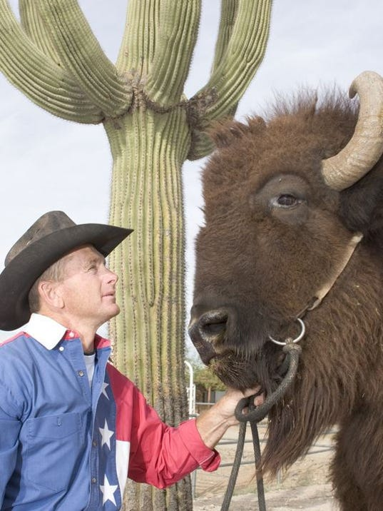 Virus Caused Cave Creek Buffalo S Sudden Death