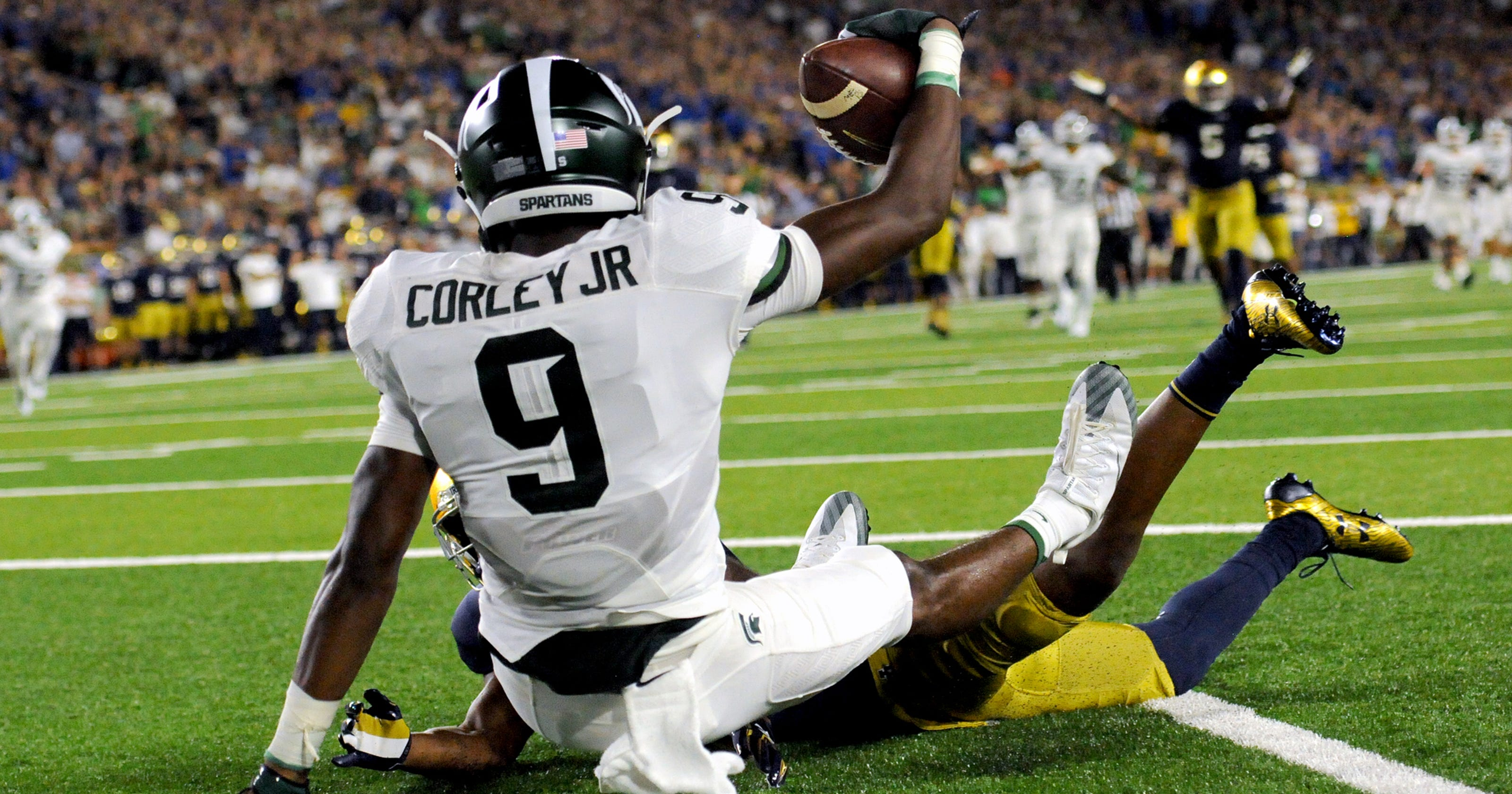 Michigan State football: 2016 recruiting class is infamous ...